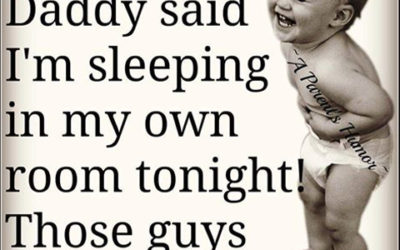 Co-Sleeping..Sometimes it Just Happens!